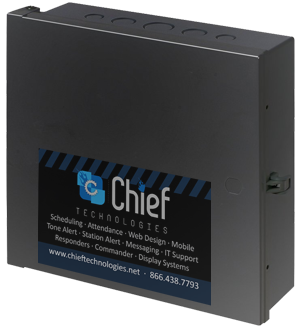 Tone Alerting - Chief Technologies